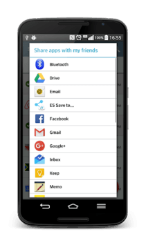 Share Apps APK screenshot 3