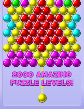 Bubble Shooter APK screenshot 1