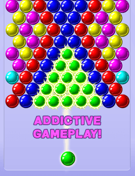 Bubble Shooter APK screenshot 3