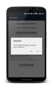 BusyBox Installer (No Root) APK : Download v3 66 0 41 for