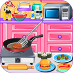 World Best Cooking Recipes Game APK icon