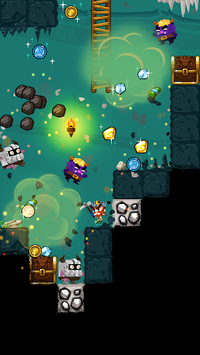 Pocket Mine 3 APK screenshot 1