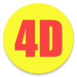 4dCombo: Live 4D Result APK icon