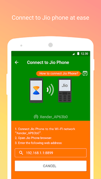 Share Music & Transfer Files - Xender APK screenshot 2