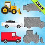 Vehicles Puzzles for Toddlers! APK icon