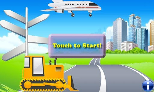 Vehicles Puzzles for Toddlers! APK screenshot 1