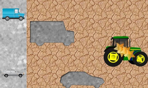 Vehicles Puzzles for Toddlers! APK screenshot 2