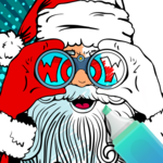 2018  Christmas Coloring Book APK icon