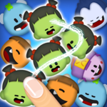 Monster Puzzle – Spookiz Link Quest APK icon