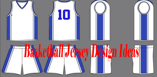 23f4febd1 Basketball Jersey Design Ideas APK   Download v1.0 for Android at  AndroidCrew