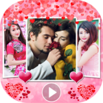 Love Video Maker With Music APK icon
