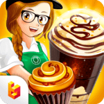 Cafe Panic: Cooking Restaurant APK icon
