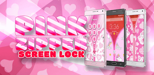 Pink Zipper Screen Lock APK : Download v1 2s for Android at