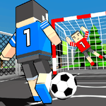 Cubic Street Soccer 3D APK icon