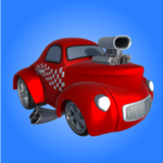 Angry Cops : Car Chase Game APK icon
