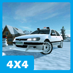 Off-Road Winter Edition 4x4 APK icon