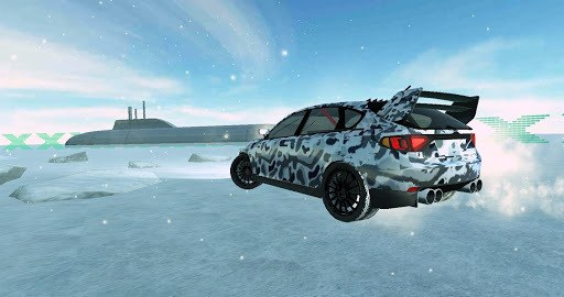 Off-Road Winter Edition 4x4 APK screenshot 2