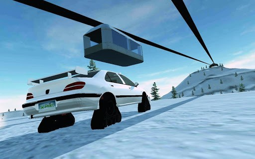 Off-Road Winter Edition 4x4 APK screenshot 3