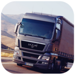Truck Snow Driving Simulator APK icon