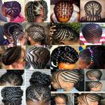 Braid Hairstyle Woman & Child APK