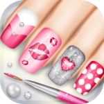 Fashion Nails 3D Girls Game APK icon