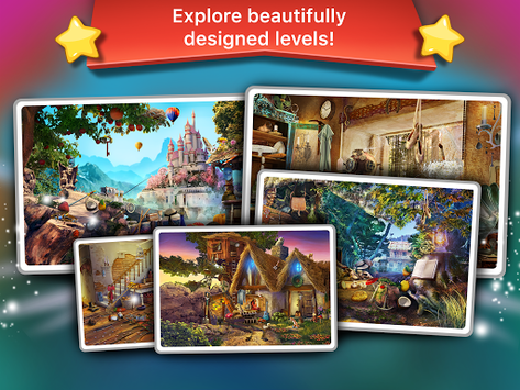 Find The Differences Games - Fairy Tales Games APK screenshot 1