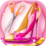 High Heels Designer Girl Games APK icon