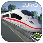 Euro Train Simulator APK icon