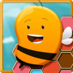 Disco Bees - New Match 3 Game APK icon