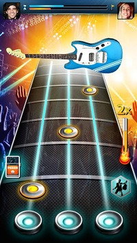 Rock Life - Guitar Legend APK screenshot 1