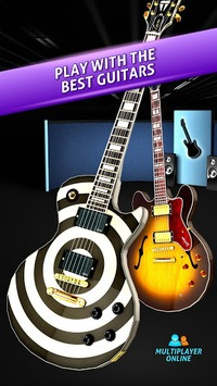 Rock Life - Guitar Legend APK screenshot 2