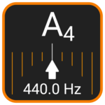 Guitar and Violin Tuner APK icon