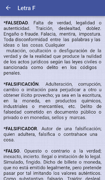 Spanish Legal Dictionary APK : Download v1 0 for Android at