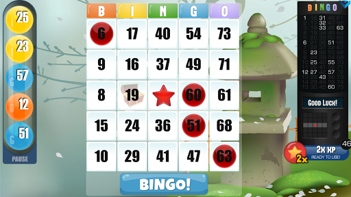 Bingo - Free Bingo Games APK screenshot 3