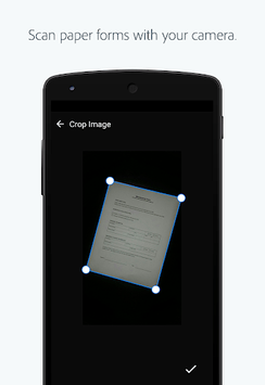 Adobe Fill & Sign: Easy PDF Form Filler APK screenshot 2