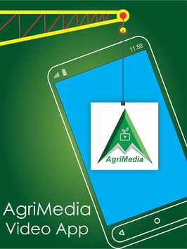 AgriMedia Video App : Kisan Mitra in Agriculture APK screenshot 1