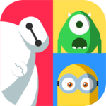 Iconic - Guess Character Quiz - Pics Trivia Game APK icon
