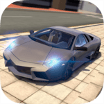 Extreme Car Driving Simulator APK icon