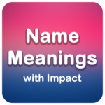 Name Meanings with Impact APK icon