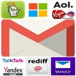 All Email Providers | Feed APK