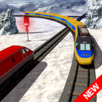 Train Simulator Games : Train Games APK
