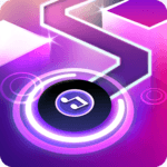 Dancing Ballz: Magic Dance Line Tiles Game APK