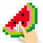 In.Pixel - Color by Number & Coloring Art APK icon