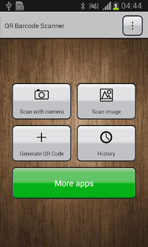 Barcode Scanner APK : Download v1 1 28 for Android at AndroidCrew