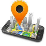 Maps 3D and navigation APK icon