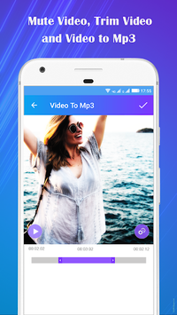 Video to Mp3 : Mute Video /Trim Video/Cut Video APK screenshot 3