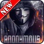 Anonymous Wallpapers APK icon