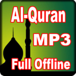 Al Quran MP3 Full Offline APK icon