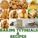 BAKING TUTORIALS AND RECIPES APK icon
