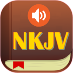 NKJV Audio Bible Free App. APK icon